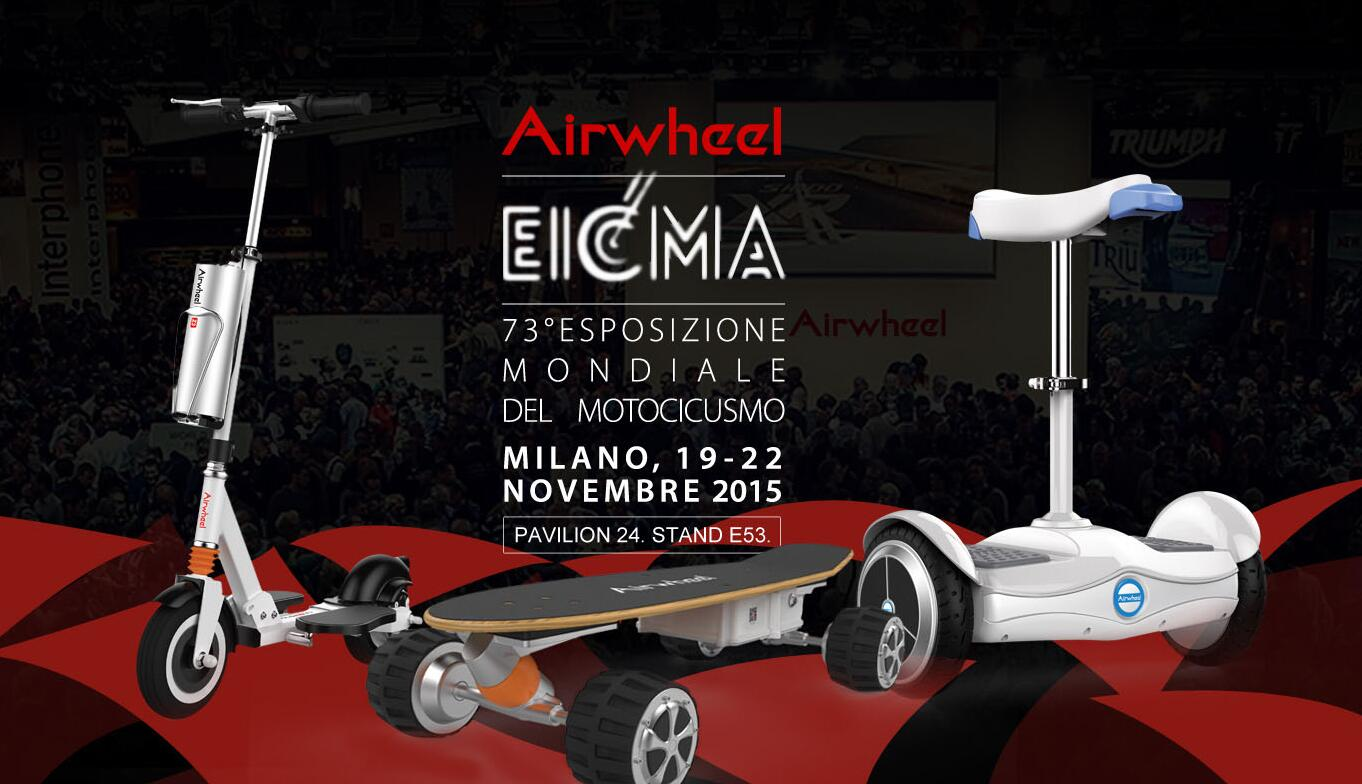 Airwheel EICMA